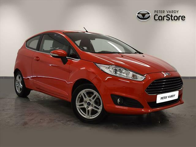 2013 ford fiesta hatchback in motherwell north. Black Bedroom Furniture Sets. Home Design Ideas