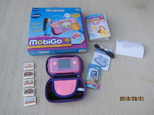Mobigo learning Tablet with Lots of Games