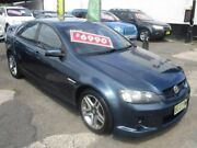 2009 Holden Commodore VE MY09.5 SV6 Blue 5 Speed Sports Automatic Sedan Broadmeadow Newcastle Area Preview