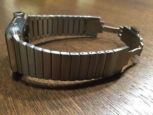 Apple Watch - Stainless Steel Band - Bracelet acier inoxydable