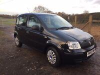 Fiat Panda 1.1L Eco Active 5dr, black, manual, 2010, petrol