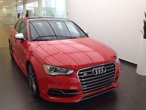 2016 Audi S3 location ou achat