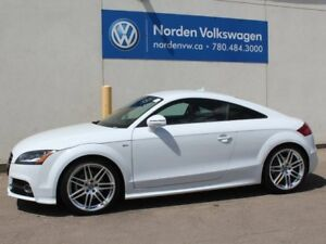 2013 Audi TT 2.0T AWD QUATTRO COUPE - LOW KMS