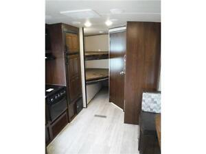 2017 Solaire 240BHS Travel Trailer w Bunkbeds & O/S kitchen Stratford Kitchener Area image 10