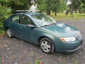 2007 Saturn Ion Sedan Ion.2 Midlevel