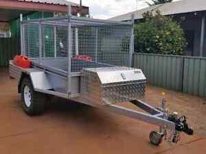 Heavy duty 4x4 bush ready 7 x4 with multi use cage Kununurra East Kimberley Area Preview