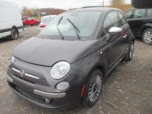 2015 FIAT 500 Lounge **BRANDED SALVAGE**