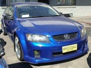 2007 Holden Commodore VE Omega V Blue 4 Speed Automatic Sedan Granville Parramatta Area Preview