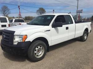 2010 Ford F-250, 8 Ft. Box