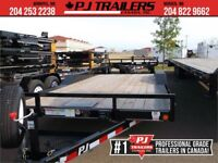"2019 PJ Trailers 18' x 5"" Channel Buggy Hauler, 7K GVWR (B5A) Winnipeg Manitoba Preview"