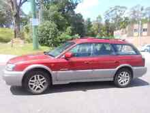 2003 Automatic 4x4 Subaro Outback for backpackers 11 months rego Sydney City Inner Sydney Preview