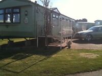 Modern Family Caravan on St Andrews Caravan Park
