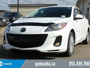 2013 Mazda Mazda3 GS-SKY LEATHER SUNROOF PREMIUM BOSE SOUND SYST