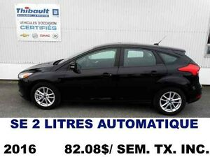 2016 Ford FOCUS HATCHBACK SE AUTOMATIQUE
