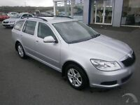 **1 CO OWNR+2010 FL**SKODA OCTAVIA 1.6 TDI SE+ FULL S/HISTORY + SUPERSPEC + DIRECT MAIN DLR + MINT!