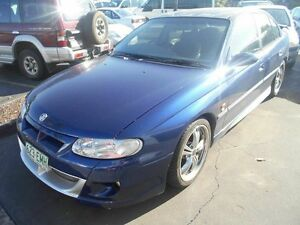 1998 Holden Commodore VT Executive Blue 4 Speed Automatic Sedan Kippa-ring Redcliffe Area Preview