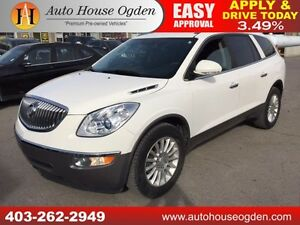 2010 Buick Enclave CXL BACKUP CAMERA, LEATHER