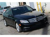2011 Mercedes C350 4matic,Navi,loaded,only50kms,V.good cond
