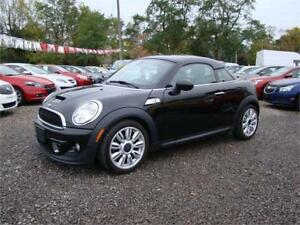 2012 MINI Cooper Roadster S Manual Transmission 40kms