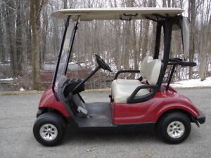 2010 Yamaha Golf Cart Gas
