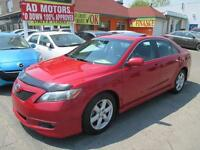 2009 Toyota Camry SE LEATHER SUNROOF 106KM-LOW PRICE!!