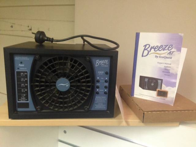 breeze at air purifier by ecoquest miscellaneous goods