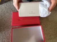 Designer purse in box
