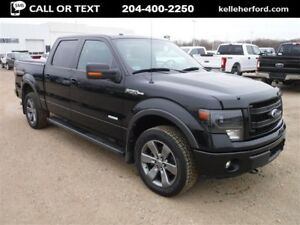 2014 Ford F-150 FX4 SuperCrew 3.5L Ecoboost Navigation