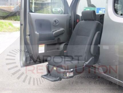2012 Nissan Cube Grey Automatic