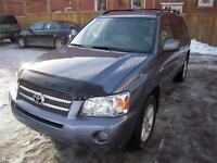 2007 Toyota Highlander! HYBRID! NO WORK NEEDED! ONLY 139,000KM!