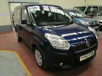 11 FIAT DOBLO WHEELCHAIR ADAPTED DISABLED 50 + ADAPTED VEHICLES IN STOCK