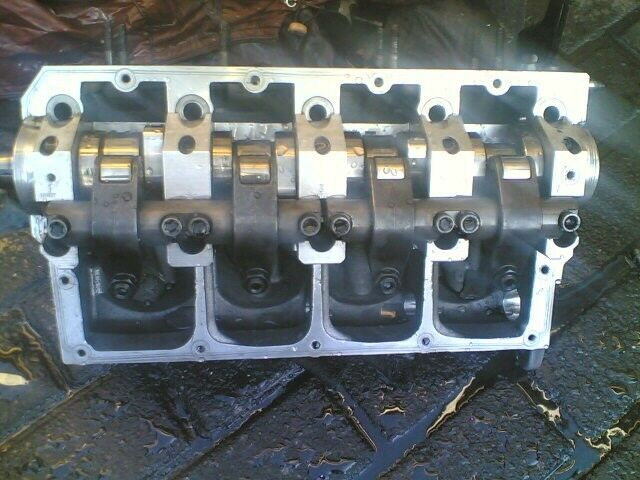 vw caddy 2  1.9tdi engine cylinder head