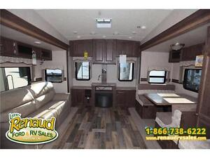NEW 2016 Forest River Flagstaff Super Lite 526 RLWS 5th Wheel Windsor Region Ontario image 15