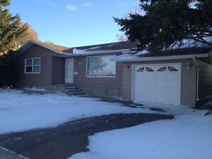Large 2 bdrm basement suite in Palliser Area-INCLUDES utilities