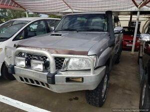 2007 Nissan Patrol GU IV MY07 ST (4x4) 5 Speed Manual Wagon Laidley Lockyer Valley Preview