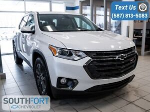 2019 Chevrolet Traverse AWD RS