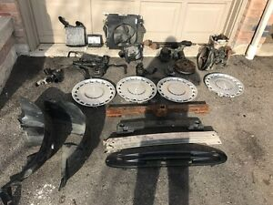 2006 Smart Fortwo CDI Parts
