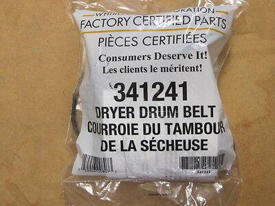 Oem Genuine Fsp Kenmore Sears Clothes Dryer 92  4 Rib Belt Part   341241