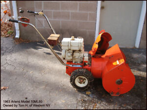 Vintage Such | Buy or Sell a Snow Blower in Ontario | Kijiji