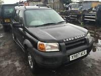 Landrover freelander 1 drivers side door