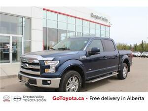 2016 Ford F-150 LARIAT - ONE OWNER