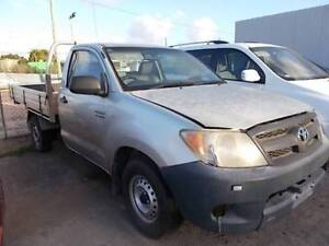 2006 Hilux Wrecking Mount Louisa Townsville City Preview