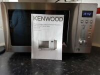Kenwood Combination Microwave, 6 months old