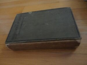 Vintage The Seven Ages of Women Compton MacKenzie Hardcover book