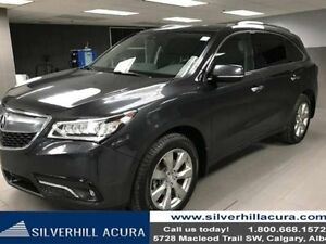 2016 Acura MDX Elite Package SH-AWD *New Tires, Rear Diff Fluid