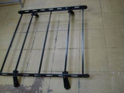 cheapest in AU steel roof rack,1x 1 meter univ.gutter mount rack Moorabbin Kingston Area Preview