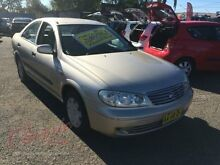2003 Nissan Pulsar N16 ST Gold 4 Speed Automatic Sedan Lansvale Liverpool Area Preview