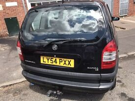 Vauxhall ZAFIRA 54 for sale