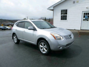New MVI for easy sell! 2009 rogue AWD SL EDITION