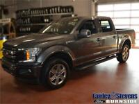 2018 Ford F-150 LARIAT Dartmouth Halifax Preview